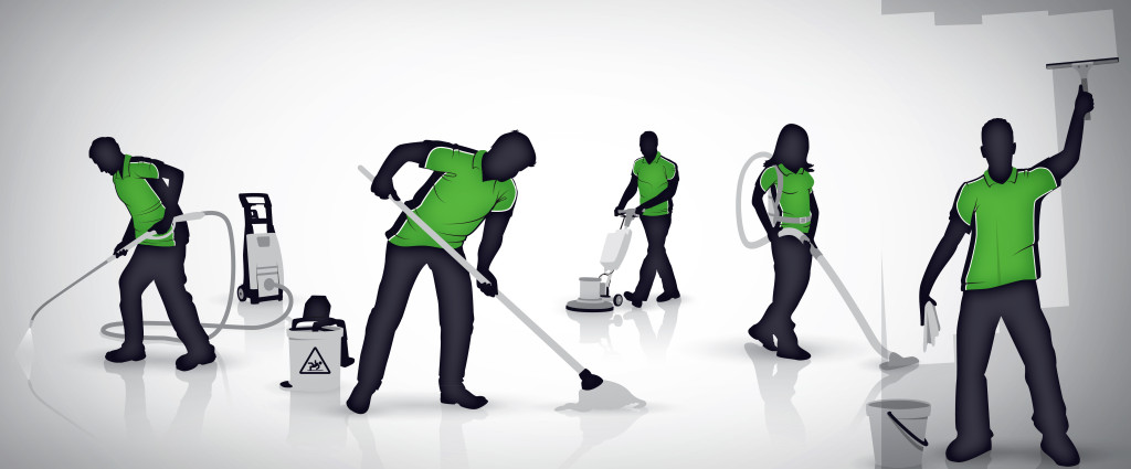 office cleaning jobs in lagos