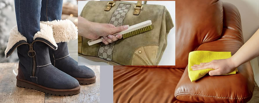leather and suede cleaning lagos