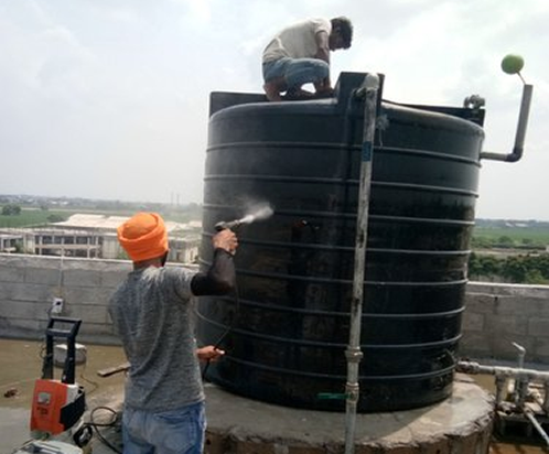water tank cleaning service company lagos nigeria