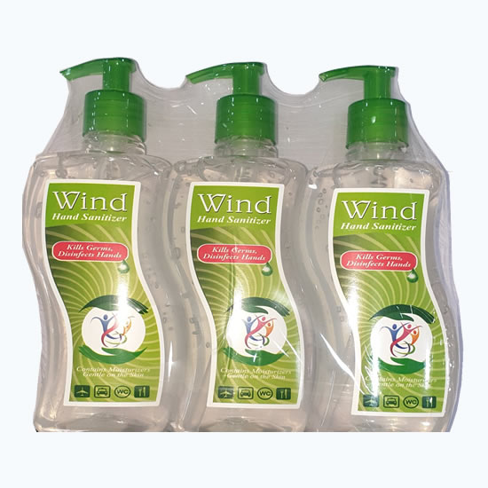 wind hand sanitizer importers in lagos nigeria