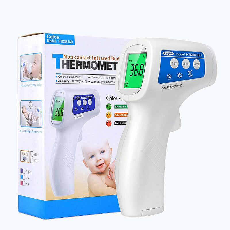 infrared non-contact digital thermometer lagos nigeria