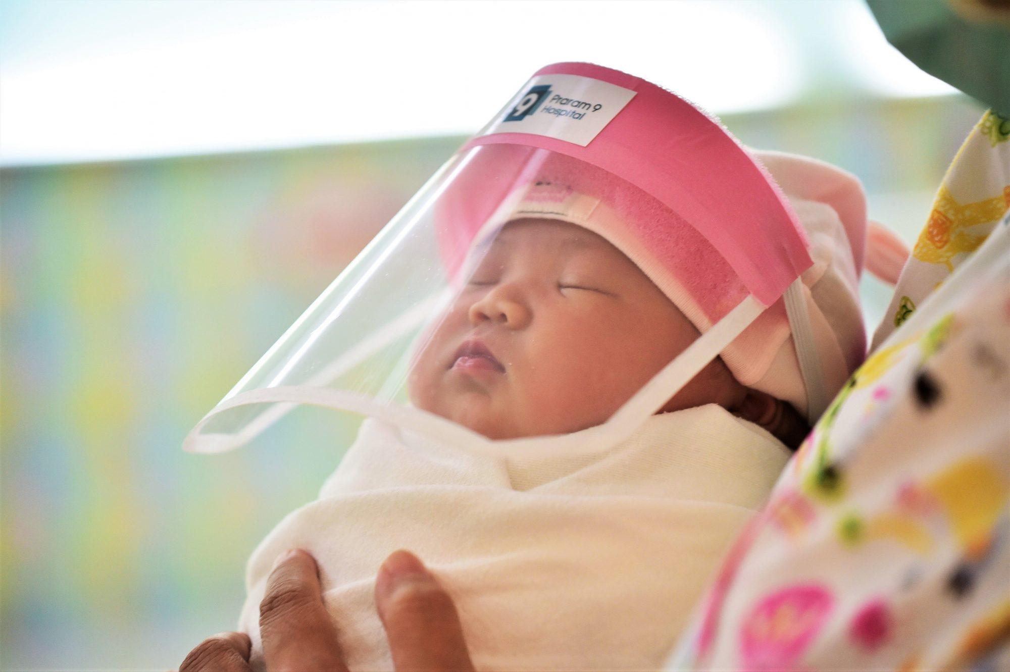 babies face shield 2