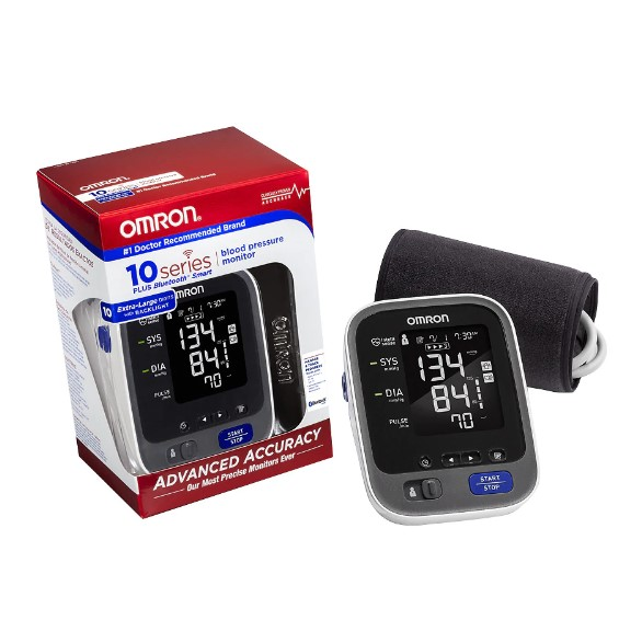 10 Series Wireless Upper Arm Blood Pressure Monitor,