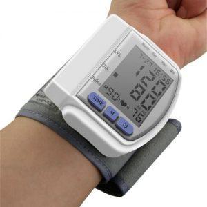Digital Wrist Blood Pressure (BP) Monitor