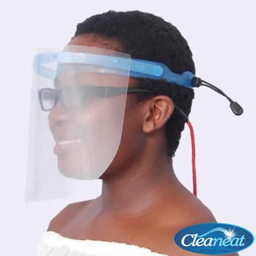adjustable reusable face shield in nigeria