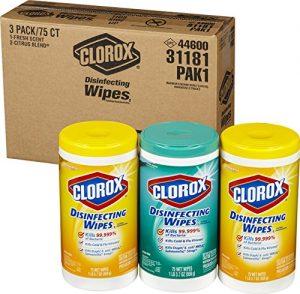 clorox disinfectant wipes lagos nigeria