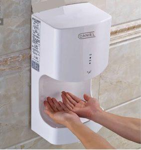 high speed sensor hand dryer