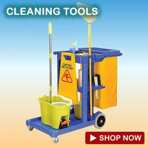 Cleaning tools and accessories