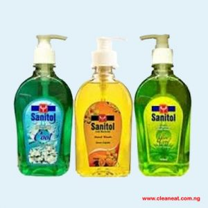 SANITOL hand wash price lagos nigeria
