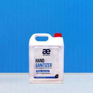 4liters atlantic hand sanitizers