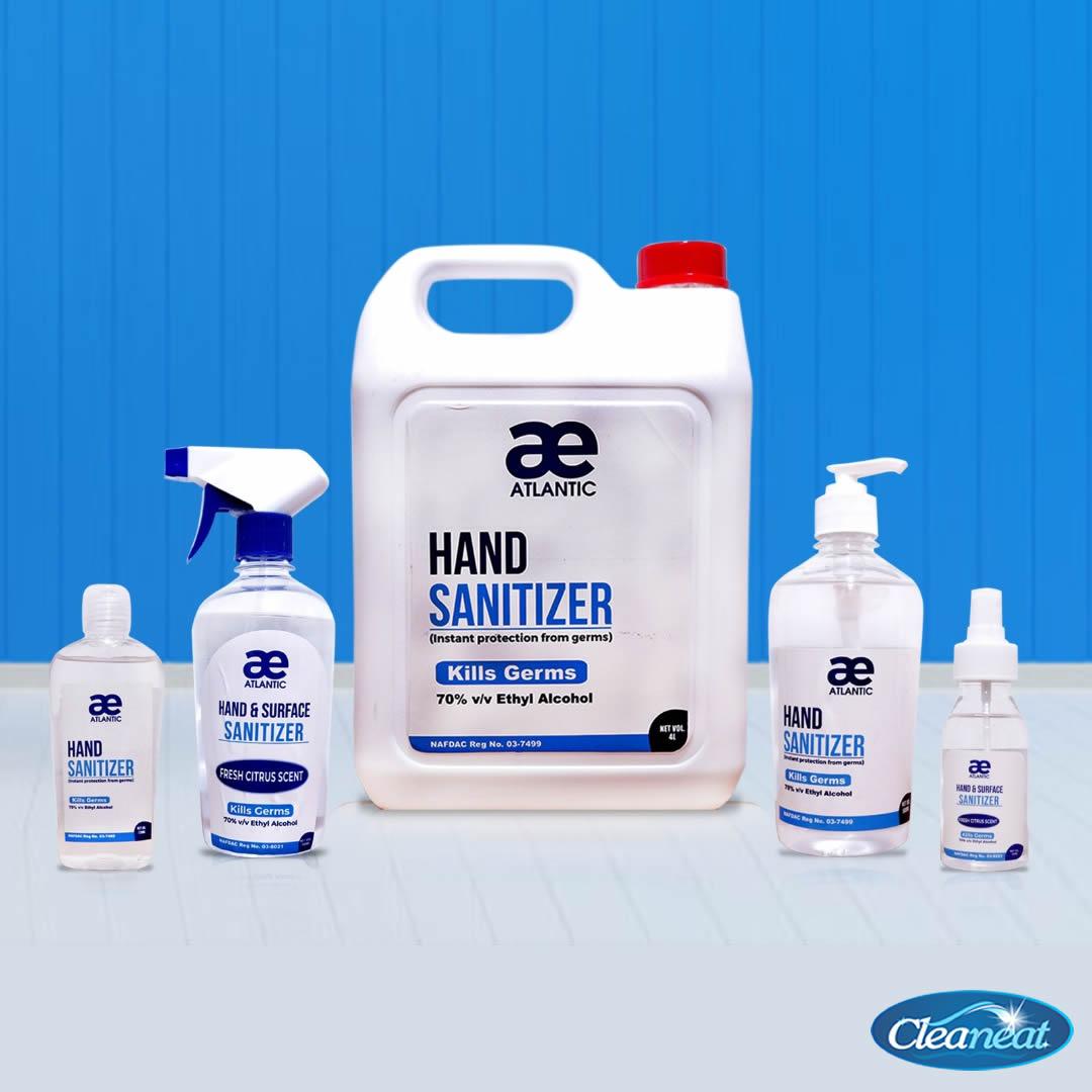 ae atlantic hand sanitizer price