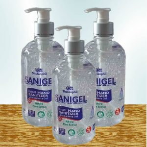 500ML sanigel hand sanitizer price