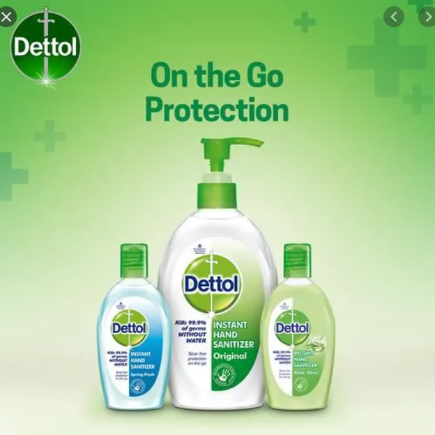 dettol hand sanitizer price in lagos nigeria