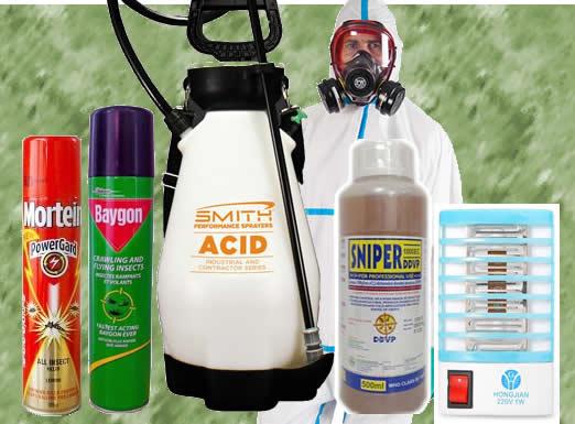 fumigation equipments in lagos