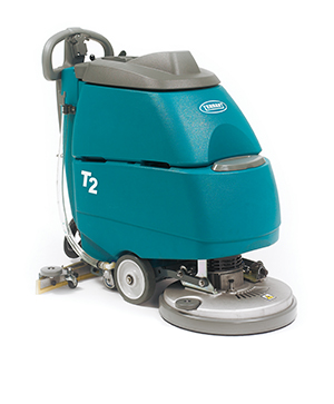 Sweeping & Dust Control