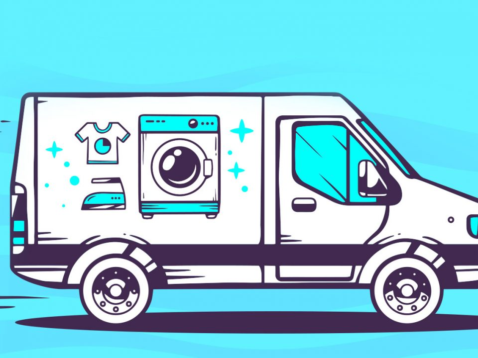 laundry pick up and delivery lagos