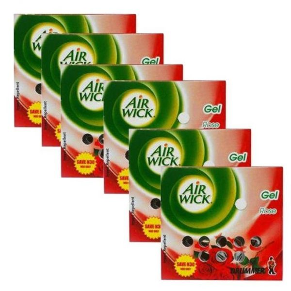 AirWick AirWalk Air Freshner Gel