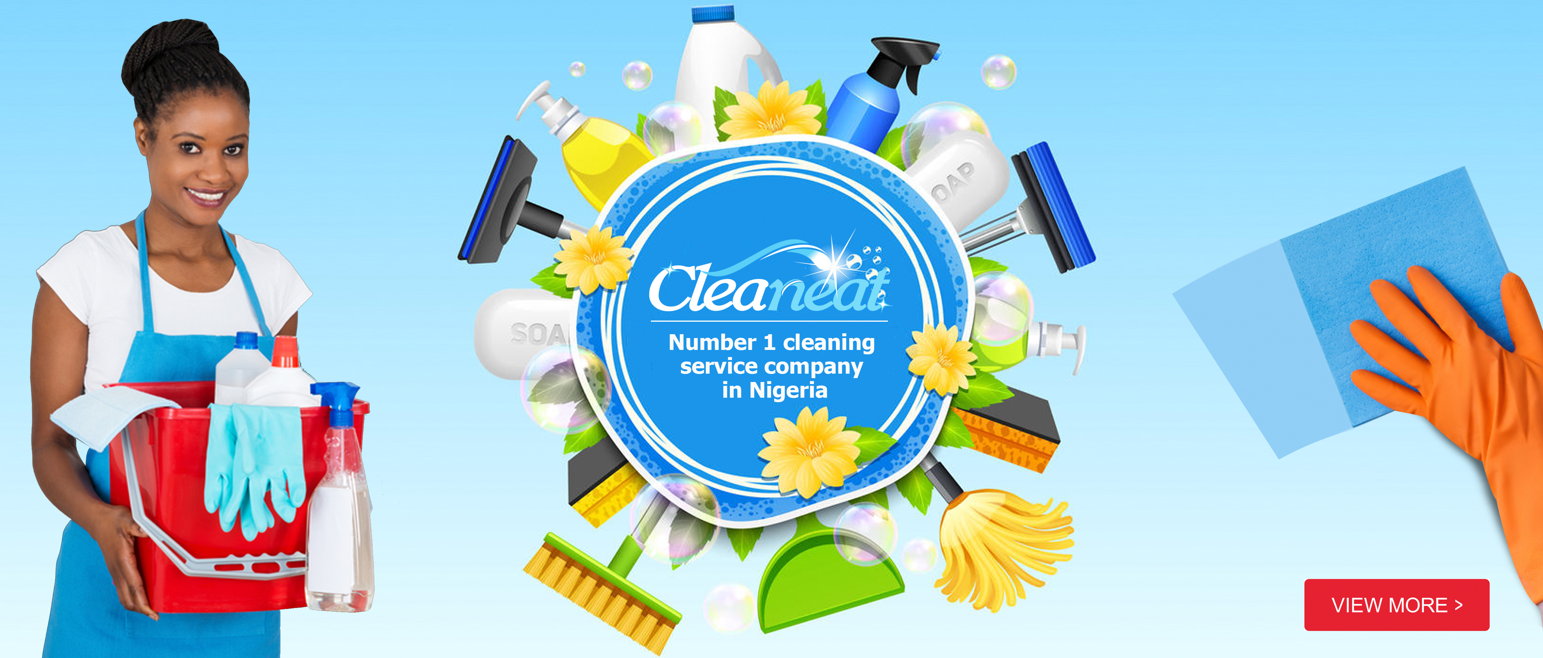 office cleaning company in ikeja