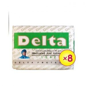 Delta Antiseptics Soap