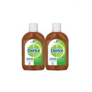 Dettol Antiseptics Liquid