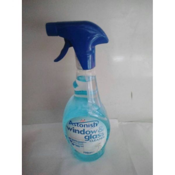 Astonish Window & Glass Cleaner Shop in Lagos Nigria