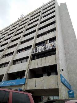 high rise cleaning experts