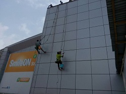 highrise window cleaning west africa