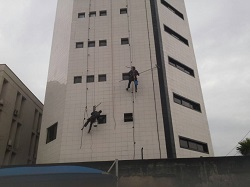 professional high rise cleaning in Nigeria