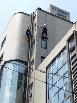 tall storey building cleaners in Nigeria