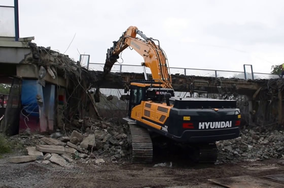 Building Demolition service lagos
