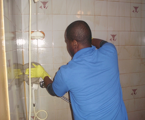 wall and ceiling cleaning company lagos