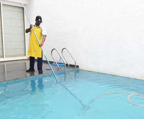 swimming pool maintenance company in Lekki Lagos