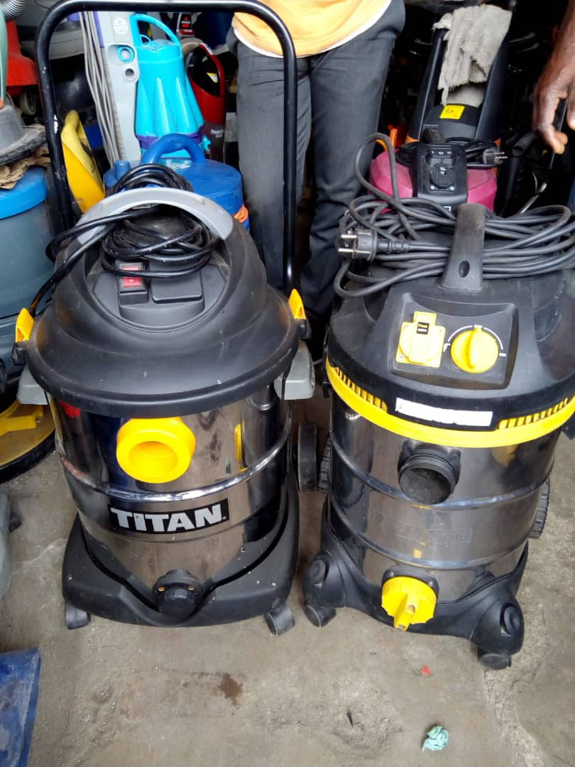 fairly used tokumbo vacuum cleaners in Nigeria
