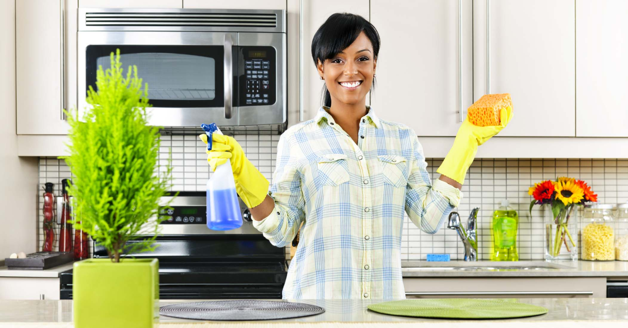 Kitchen Cleaning Services in Nigeria