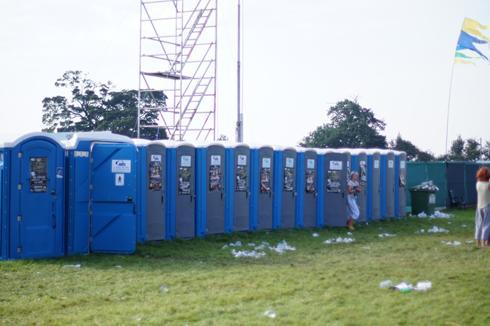 toilet rental service lagos