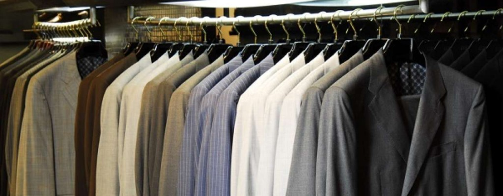 Laundry and dry-cleaners in of 2 piece suit Lagos Nigeria