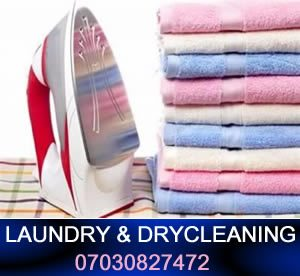 best Dry cleaners in lagos