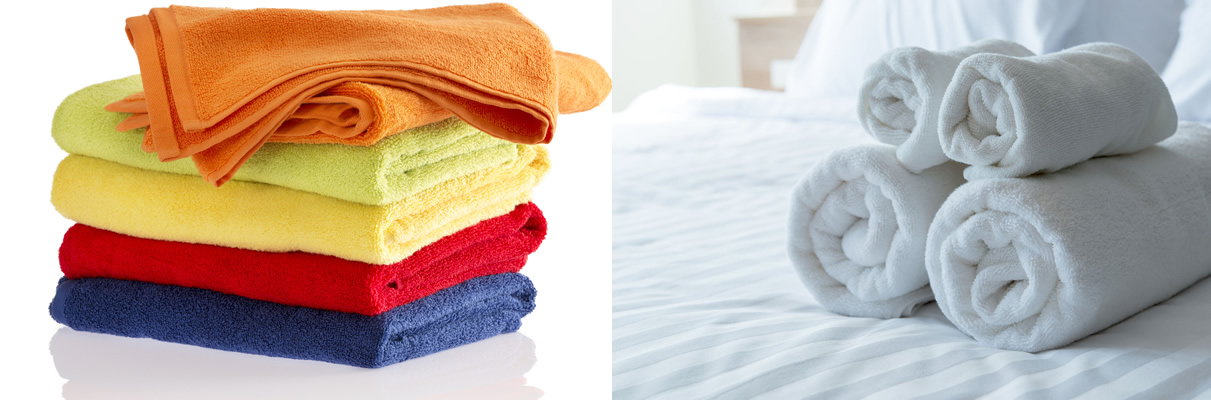 Laundry and dry-cleaners in of towel Lagos Nigeria