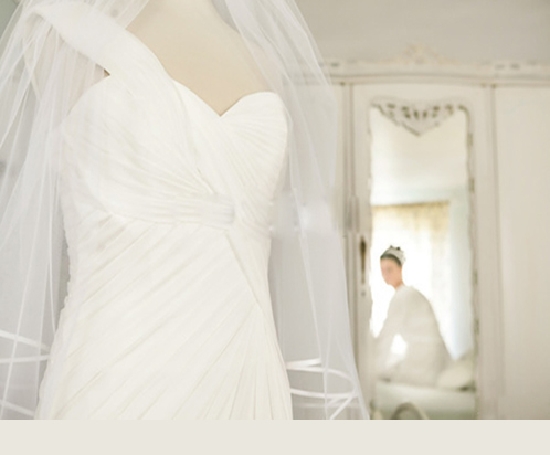 wedding gown dry cleaners