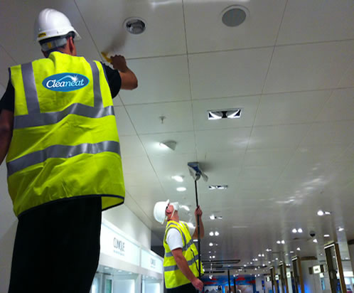 ceiling cleaning service company in lagos