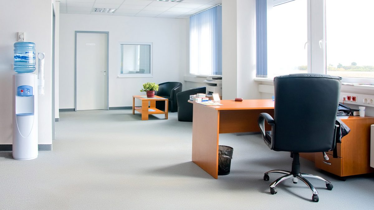 office clean ikeja