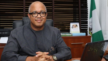 Dr. Chikwe Ihekweazu Director General of the Nigeria Centre for Disease Control