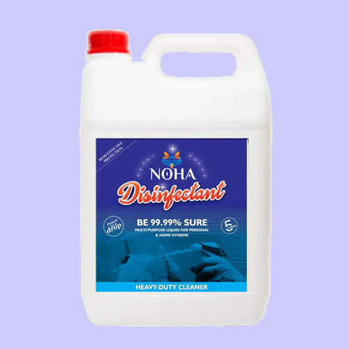 NOHA Disinfectants antiseptics