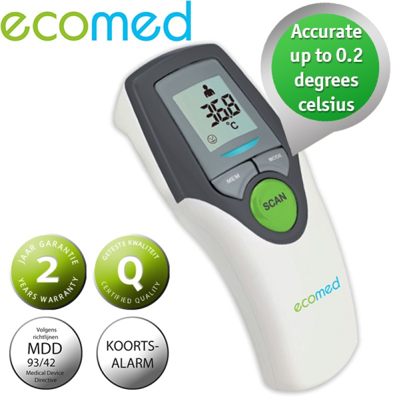 ecomed-infrared-forehead-thermometer