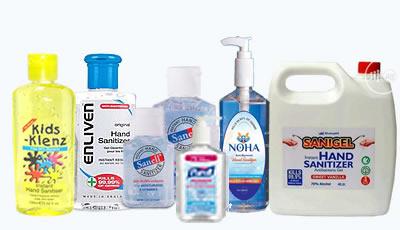 hand sanitizer distributors in lagos nigeria