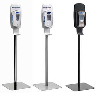 sanitier dispenser stations