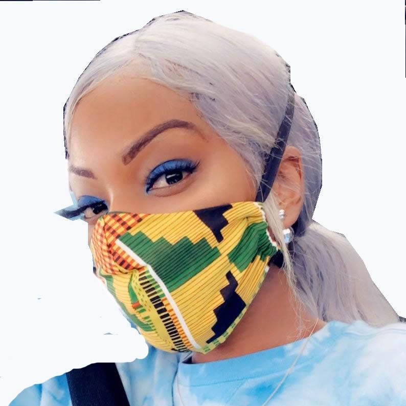 fashionable reusable face mask nigeria