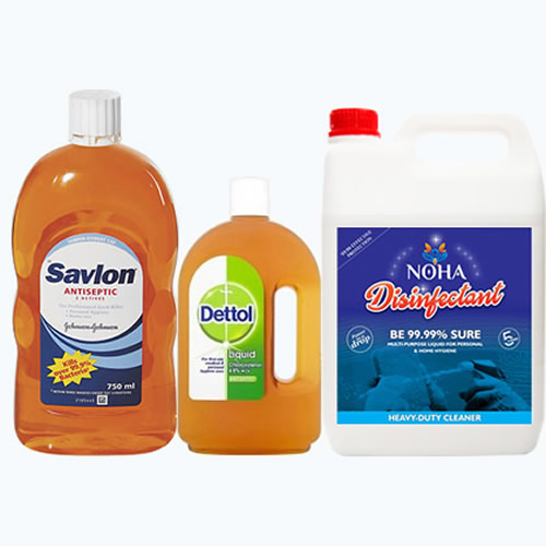 sanitizers and disinfectants in nigeria