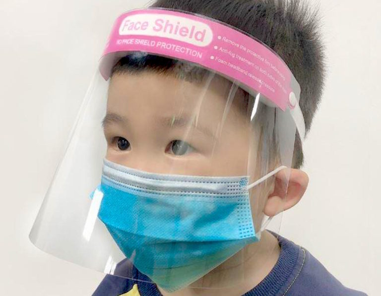 Face Shields For Babies Kids And Children Cleaneat