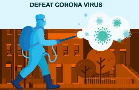 how to disinfect against corona virus lagos